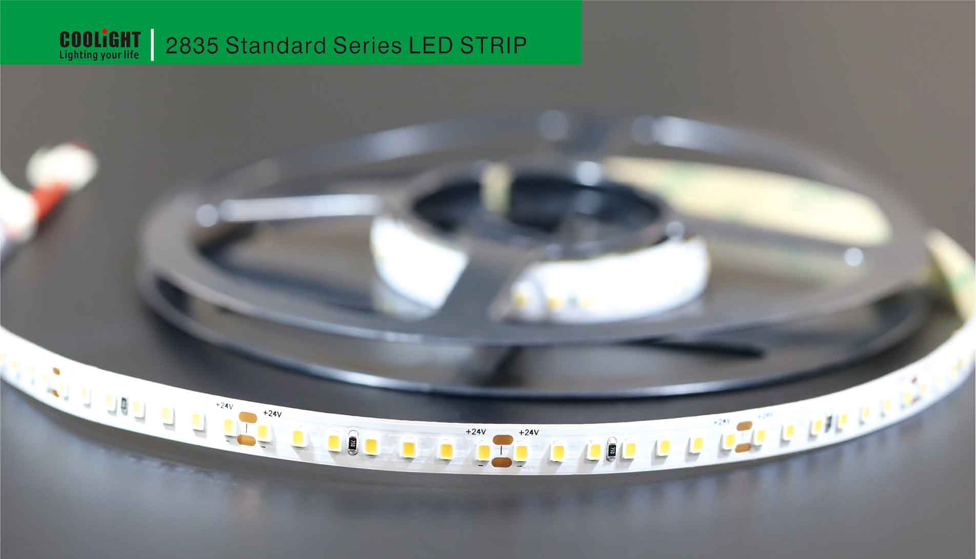 2835 140led/m 124v led strip