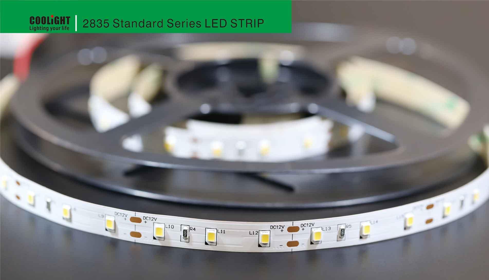 2835 60led/m 12v led strip