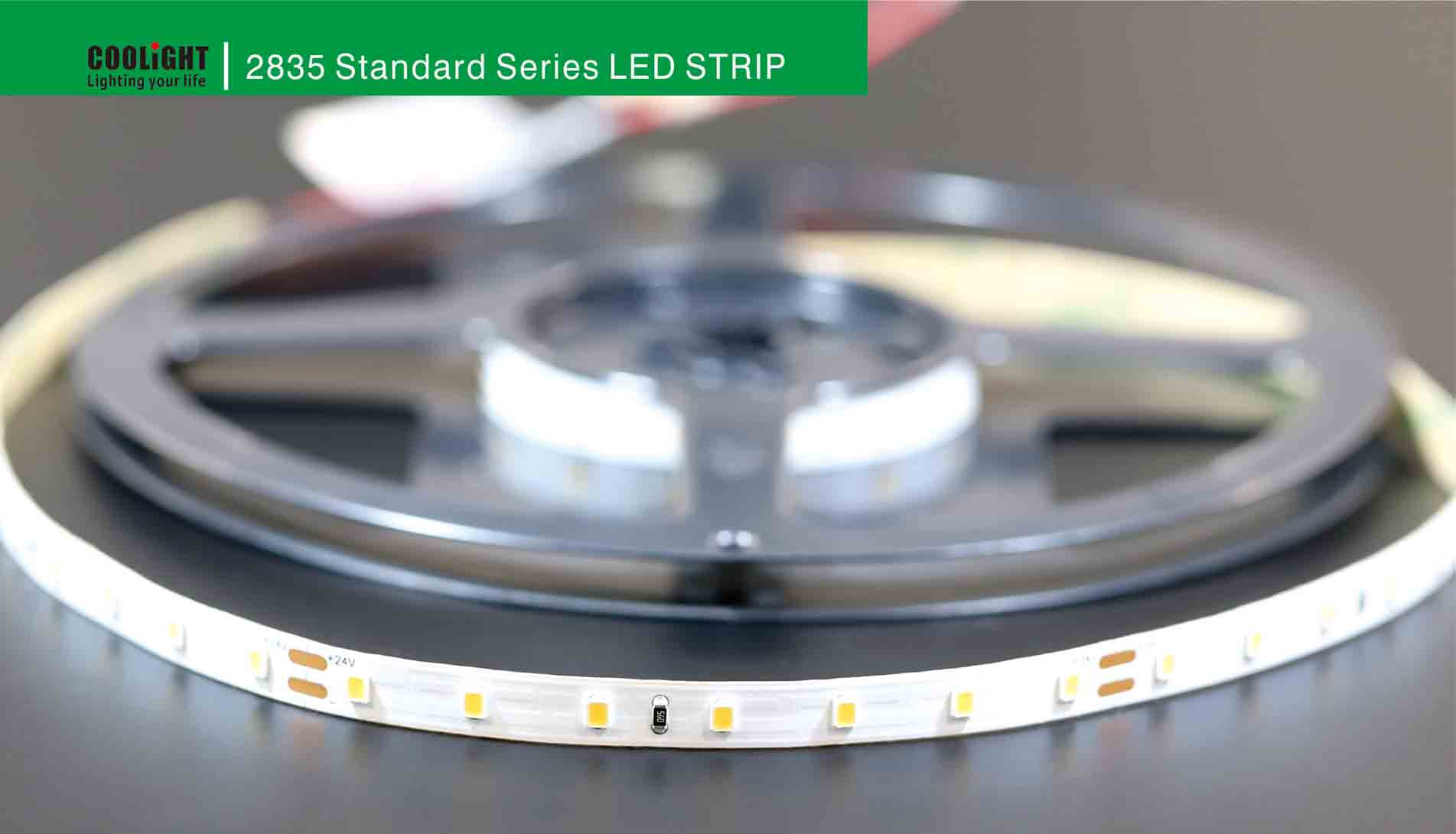 2835 70led/m 24vled strip