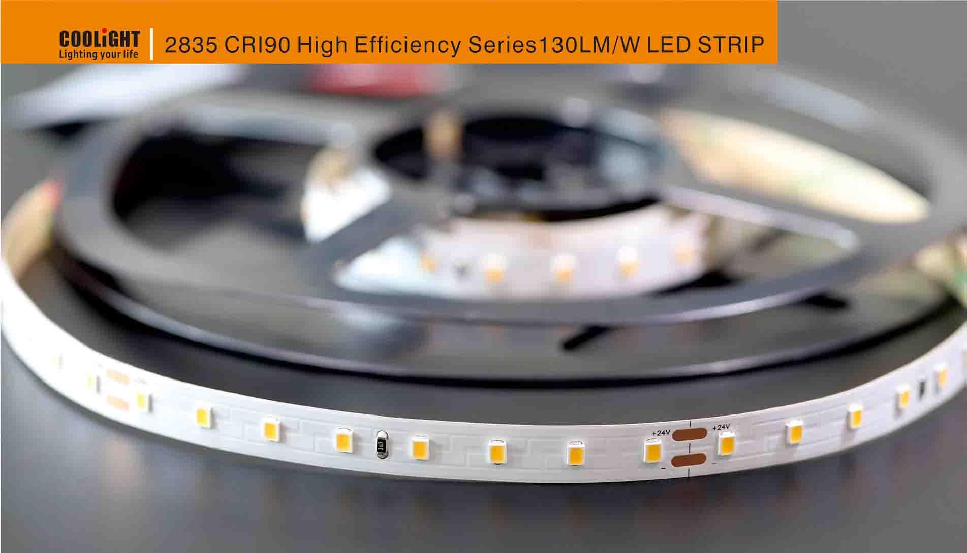 2835 80led/m 24v led strip